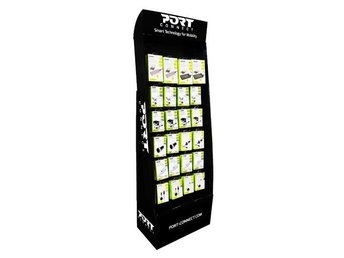 PORT Designs Connect Charge Floor Display Unit, 500022