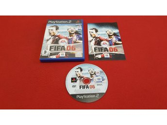 FIFA 06 till Sony Playstation 2 PS2