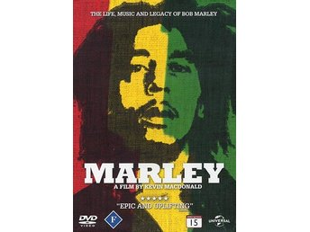 Marley (DVD) The life, music and legacy of Bob Marley