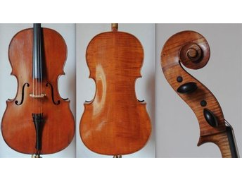 Fransk cello Claudot 1840