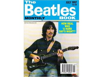 Beatles Book nr 255 1997 / VF/NM / toppskick