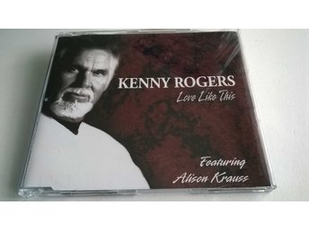 Kenny Rogers - Love Like This, CD, Single