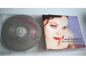Sarah Brightman - Who Wants To Live Forever, CD, Maxi-Single