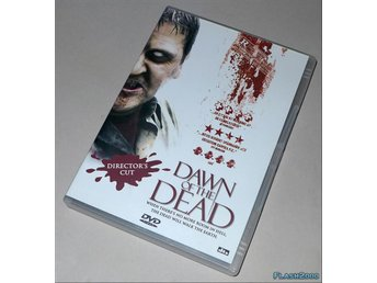 Dawn of the Dead Directors Cut - DVD sv text - Helsingborg - Dawn of the Dead Directors Cut - DVD sv text - Helsingborg