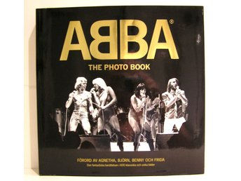 ABBA , The photo book. Deluxeupplagan med DVD