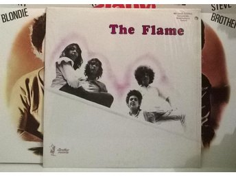 The Flame, Brother Records BR-2500, med stor affisch