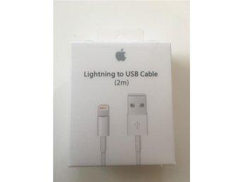 iPhone laddare - Apple original - 2m - Karlskrona - iPhone laddare - Apple original - 2m - Karlskrona