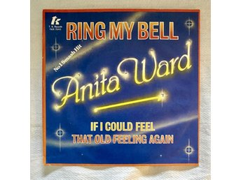 EP: Med ANITA WARD, Ring My Bell / If I Could Feel