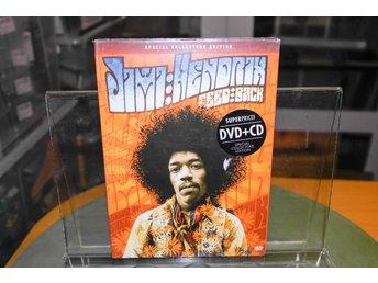Jimi Hendrix - feed back (dvd cd ) - Haparanda - Jimi Hendrix - feed back (dvd cd ) - Haparanda