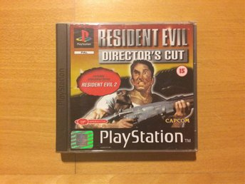 Resident Evil: Director's Cut - PlayStation