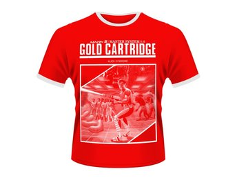 SEGA- GOLD CARTRIDGE T-Shirt - Small
