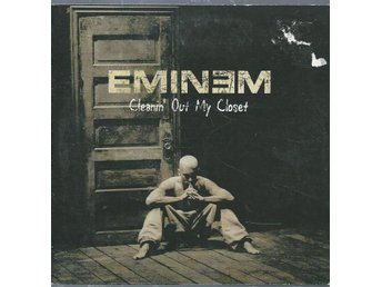 EMINEM - CLEANIN OUT MY CLOSET  ( CD SINGLE )