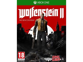 Wolfenstein II (2) The New Colossus