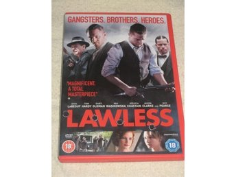 LAWLESS (UK RELEASE )