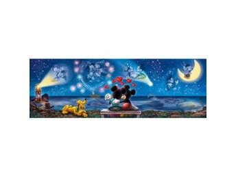 1000 pcs. PANORAMA MICKEY E MINNIE