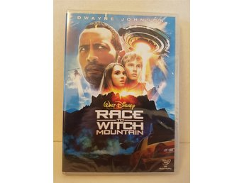 Race to Witch Mountain    Ny  Dvd