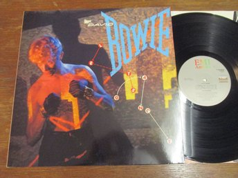 "David Bowie ""Let's Dance"""
