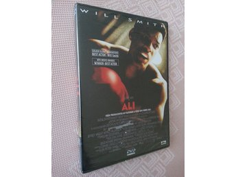 ALI (NY INPLASTAD DVD!) Will Smith - Muhammad Ali (2001) MICHAEL MANN