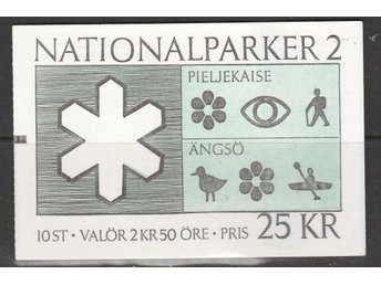 H 402 Nationalparker 2, med RT