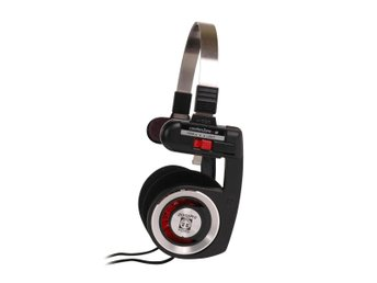 KOSS Hörlur PortaPro 2.0 On Ear Red Hot