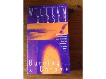 William Gibson- Burning chrome- välgörenhet- hemlösa katter - Solna - William Gibson- Burning chrome- välgörenhet- hemlösa katter - Solna