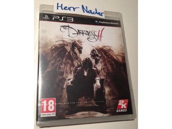 The Darkness II (2) - Playstation 3, PS3 - Nytt Inplastat