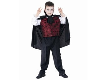 Men's Halloween Costume - Vampire - Markaryd - Men's Halloween Costume - Vampire - Markaryd