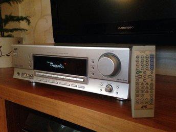 JVC hemmabio receiver, RX-5062 S sparsamt använd - Färjestaden - JVC hemmabio receiver, RX-5062 S sparsamt använd - Färjestaden