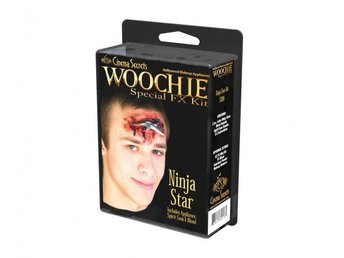 Woochie FX kit Ninja Star