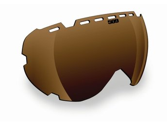 509 Aviator Lins - Bronze Mirror/Smoke Tint