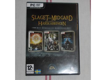 Slaget om Midgård Battle for Middle-Earth Anthology