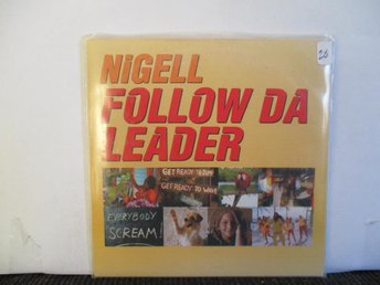 NIGELL  - FOLLOW DA LEADER