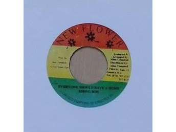 Rising Son title* Everyone Should Have A Home* Roots Reggae, Dub JAM 7""
