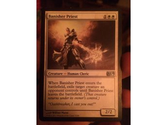 Magic the gathering banisher priest