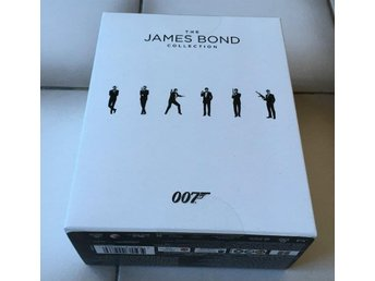 James Bond - The collection (Blu ray) + Spectre & Never say never again