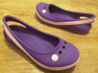 Crocs Kid's str 28/29 i gott skick !!!