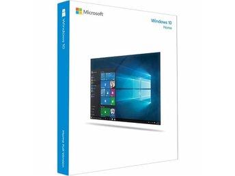 Microsoft Windows 10 Home - årsta - Microsoft Windows 10 Home - årsta