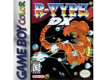 R-Type DX - Gameboy Color