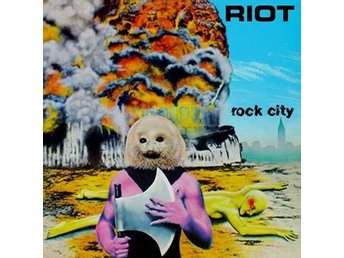 Riot: Rock City 1977 (Digi/Rem) (CD)