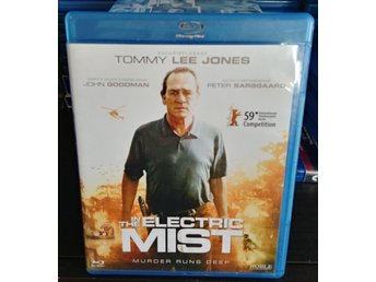 In the Electric Mist (Tommy Lee Jones) 2009 - Blu-Ray