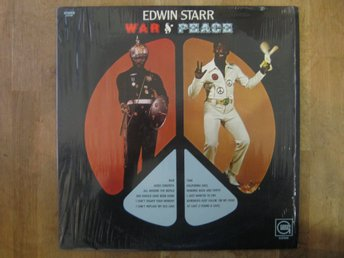 Edwin Starr-War & Peace (LP)
