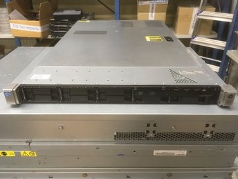 HP Proliant DL360e Gen8 E5-2407 V2 24GB 8xSFF B320i 2xPSU