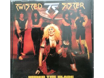 TWISTED SISTER UNDER THE BLADE  I KANONSKICK!