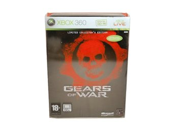 Gears of War Limited Collectors edition (Nordiska utgåvan)