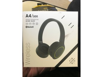 Kygo A4/300 wireless headphones