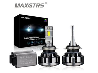 MAXGTRS H7 Car LED Mini Headlights CANBUS 70W 9600LM Bulb Headlamp 6000K 12V?