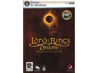 Lord Of The Rings - Shadows Of Angmar/ PC spel /  <---- JULKLAPP
