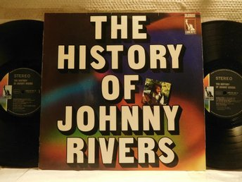 JOHNNY RIVERS - THE HISTORY OF - 2-LP