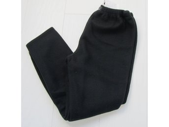 75 % RABATT FLEECE- byxor-leggings strl 120