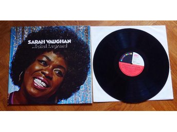 SARAH VAUGHAN Michel Legrande  Mainstream Jazz Classic 1972